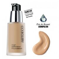 High Definition ultra lehký make-up 11 medium honey beige 30 ml
