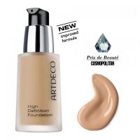 High Definition Foundation Krémový make-up 24 Soft Cappuccino 30 ml